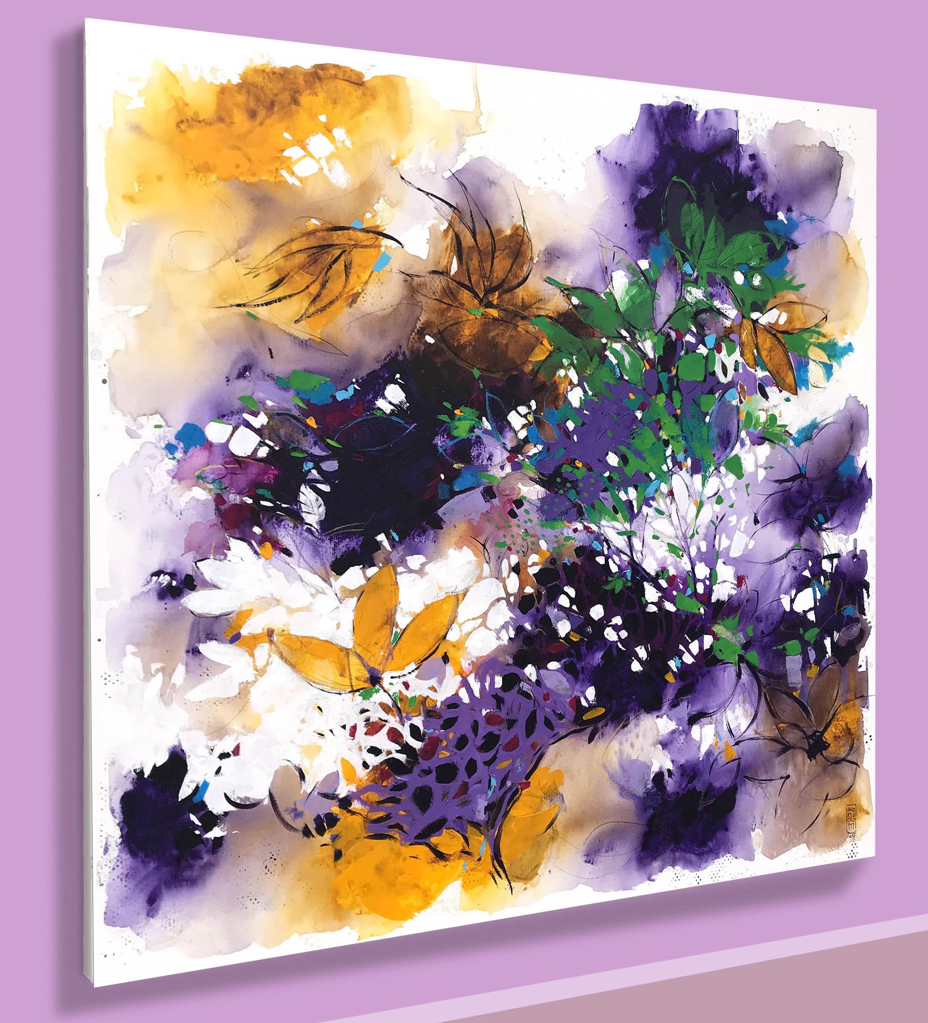 Violet - La luce tra le foglie