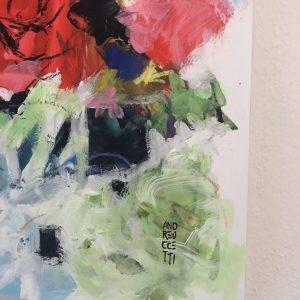 Cronache dal mio giardino segreto in pittura